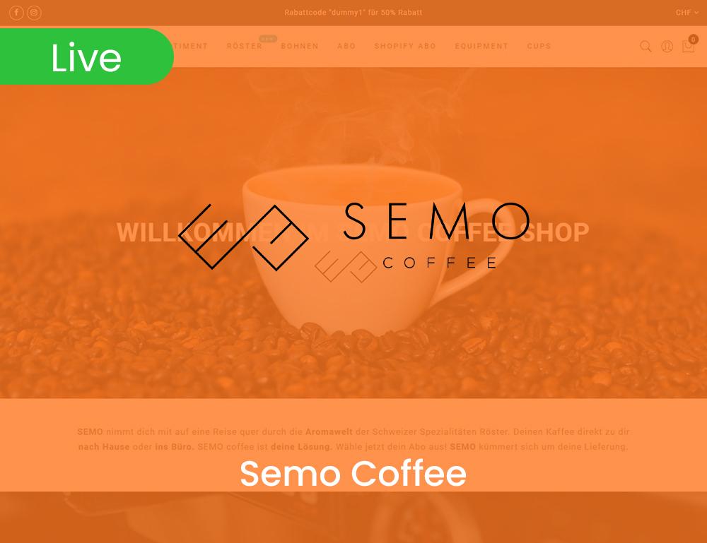 Semo Coffee