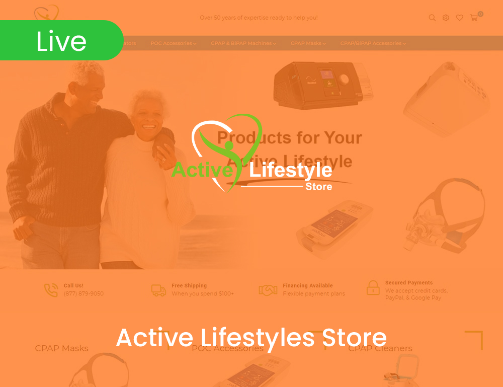 Active Lifestyle Store