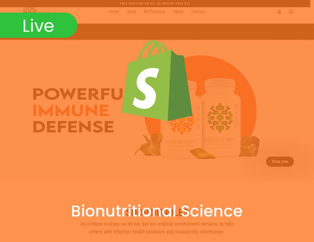 Bionutritional Science