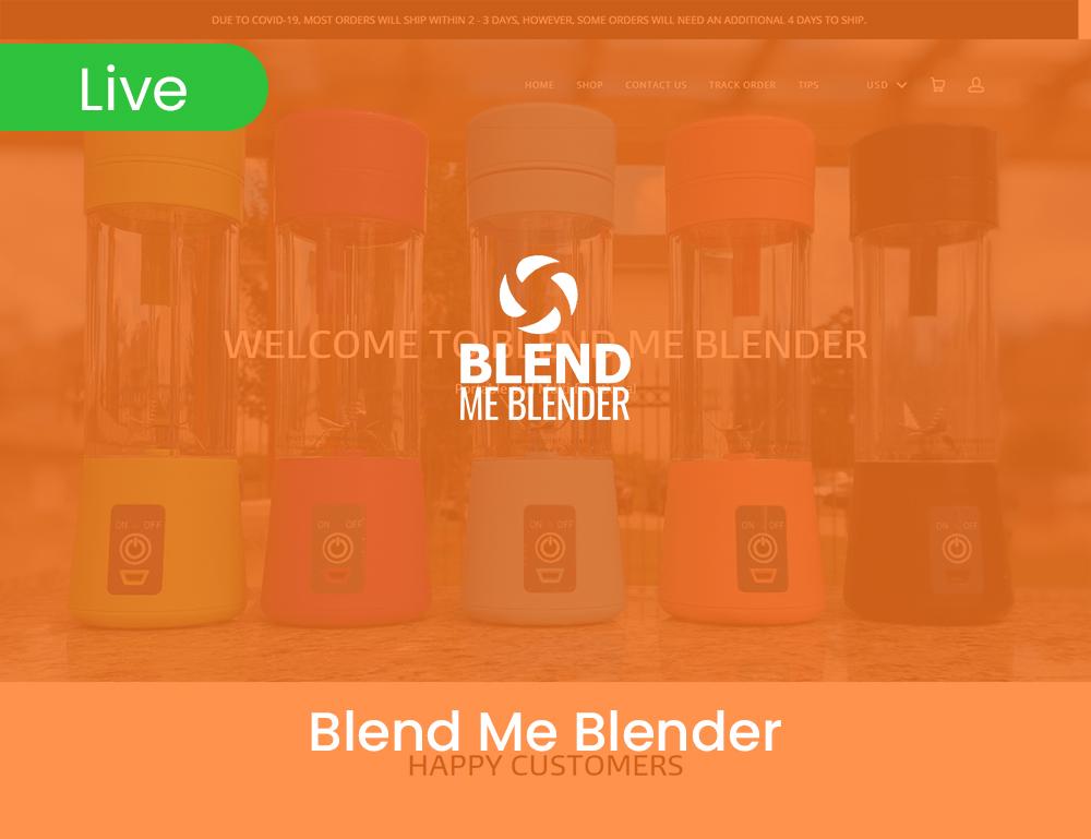 Blend Me Blender