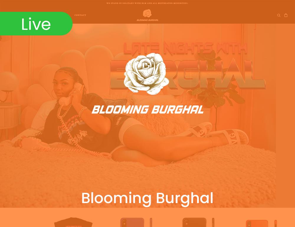 Blooming Burghal