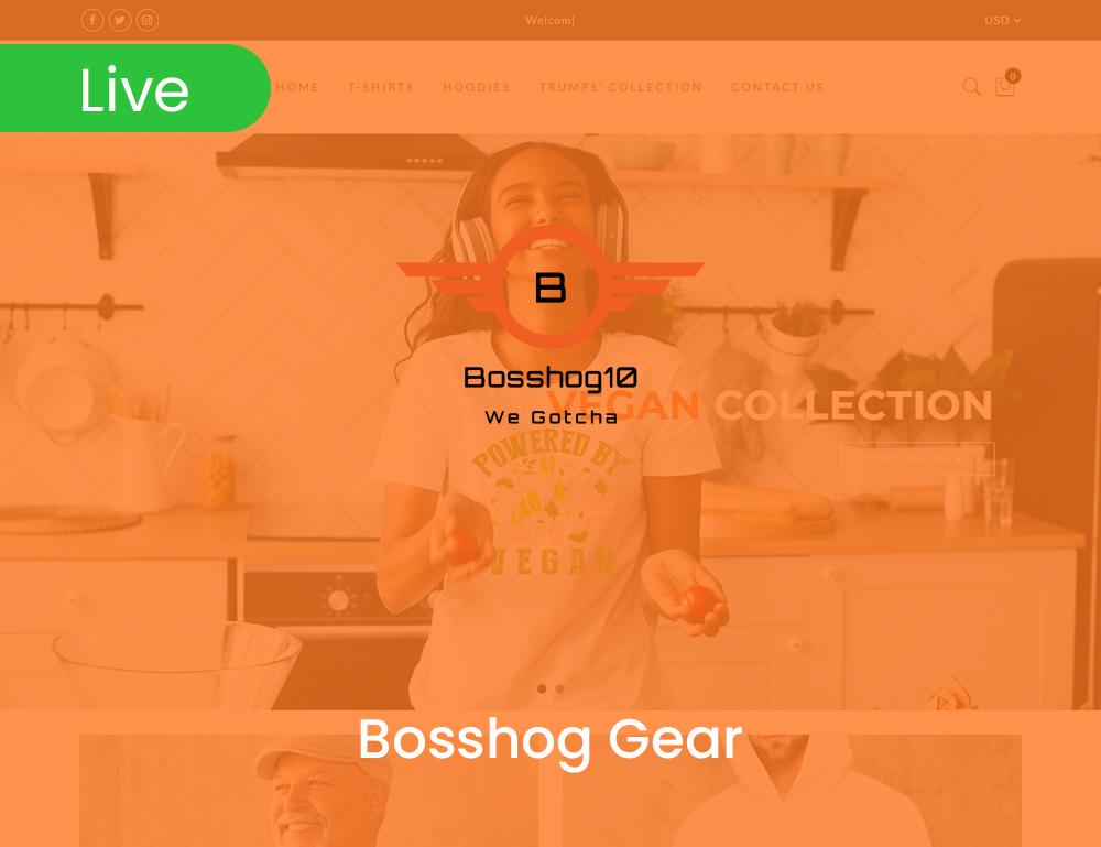 Bosshog Gear