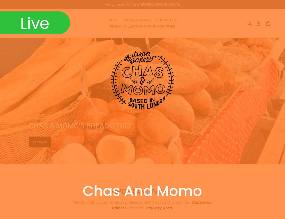 Chas & Momo