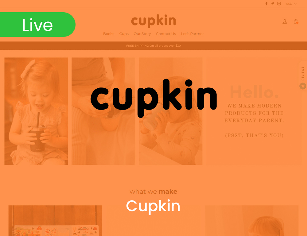 Cupkin