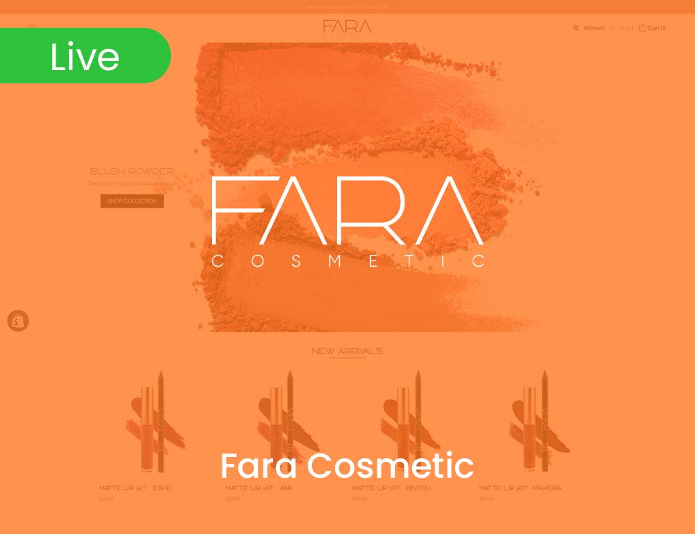 Fara Cosmetic