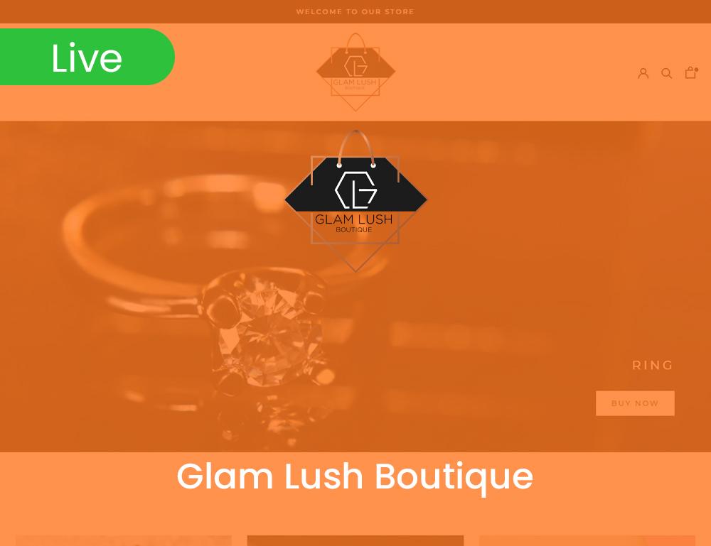 Glam Lush Boutique