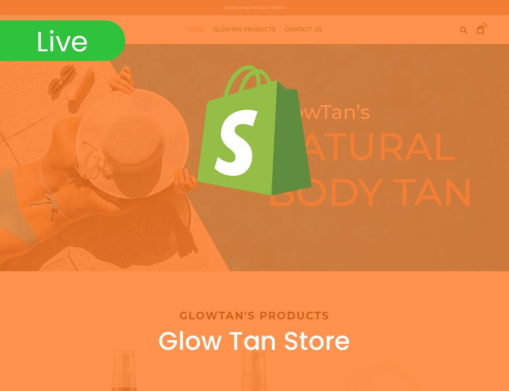 Glow Tan Store