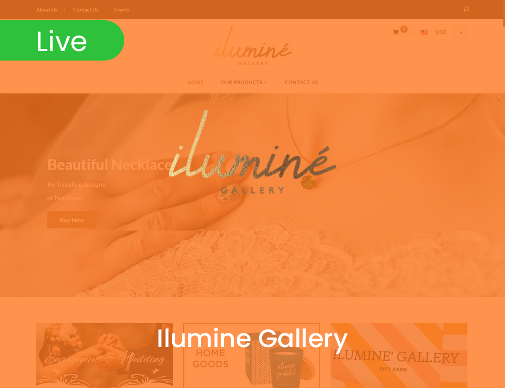 Ilumine Gallery
