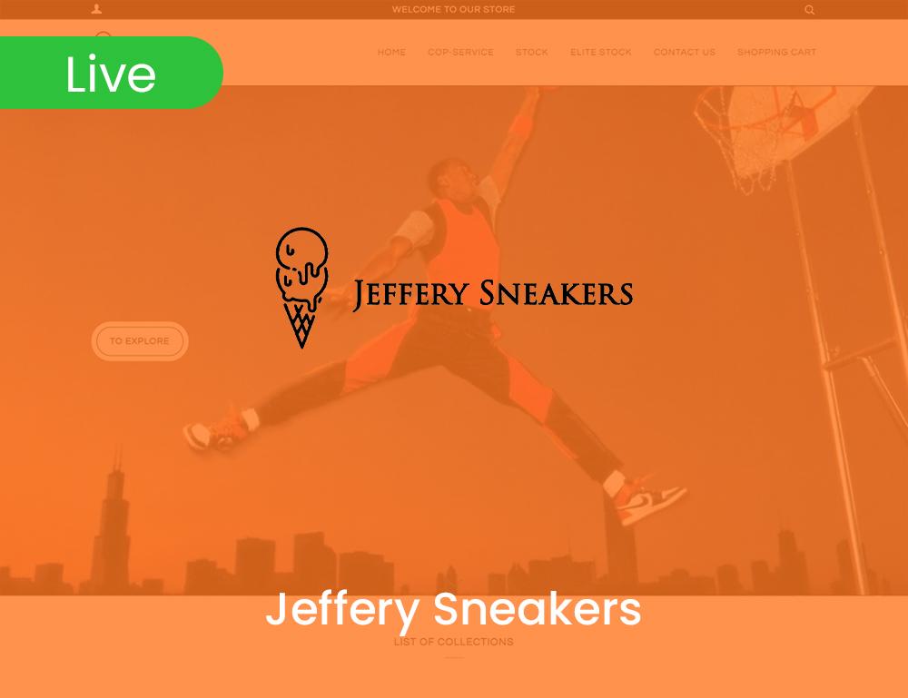 Jeffery Sneakers