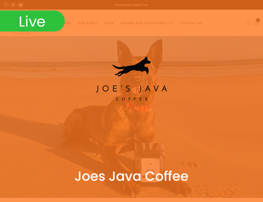 Joes Java Coffee