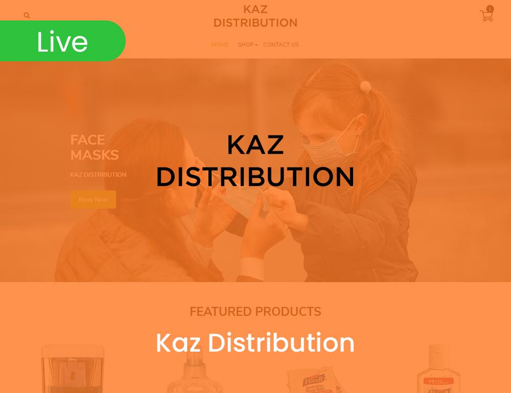 KAZ Distribution