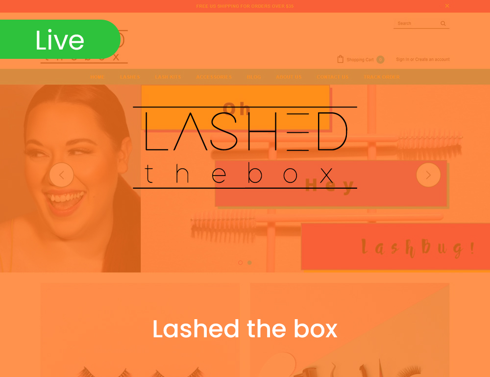 Lashed The Box