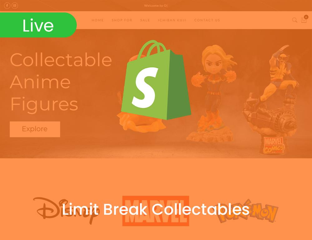 Limit Break Collectables
