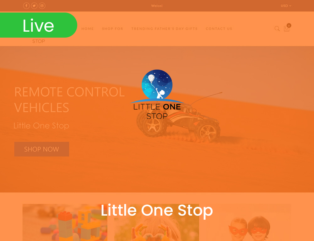 Little One Stop