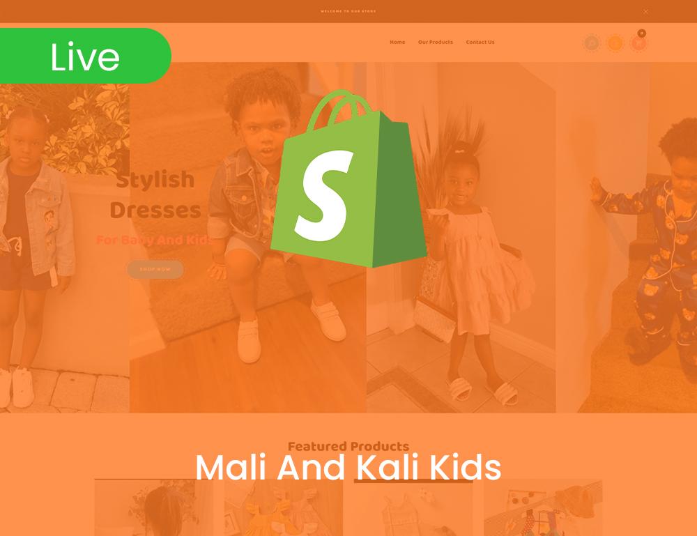 Mali And Kali Kids