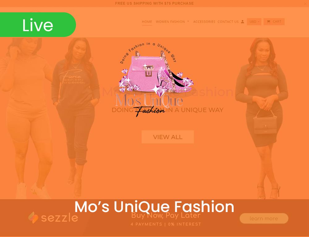 Mo's Unique Fashion
