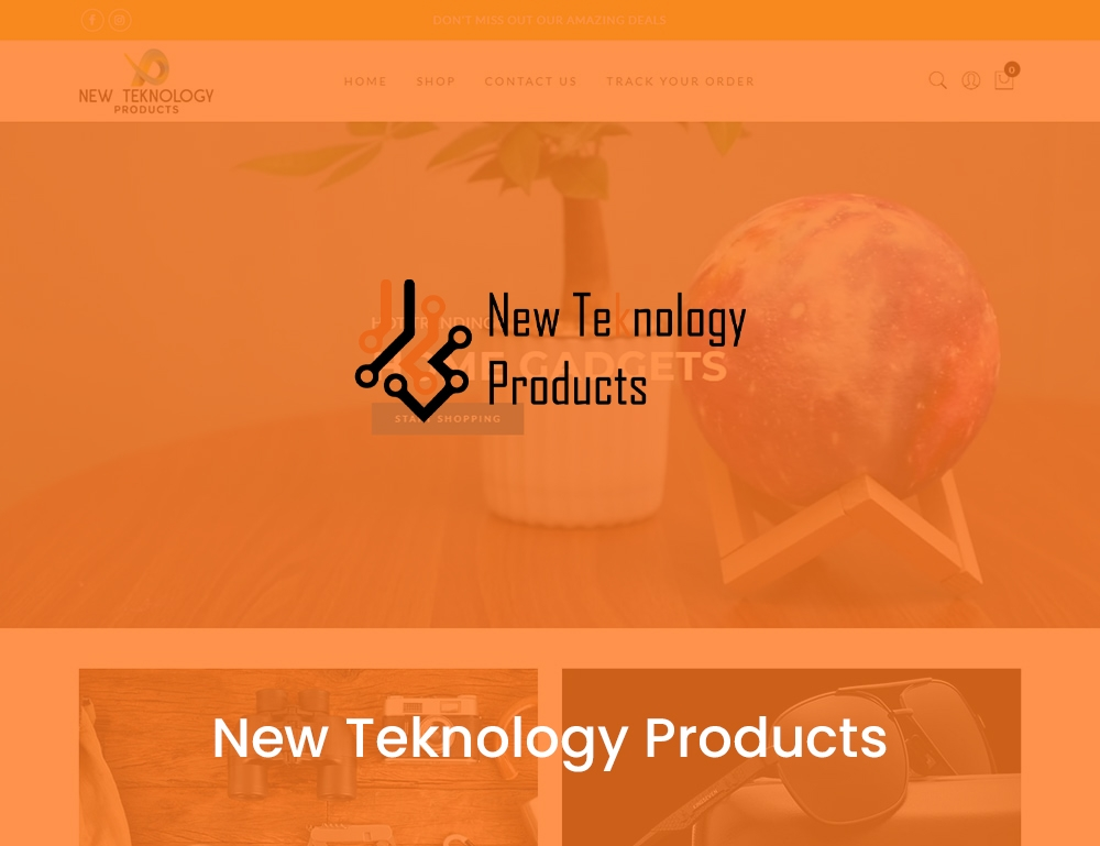 New Teknology Products