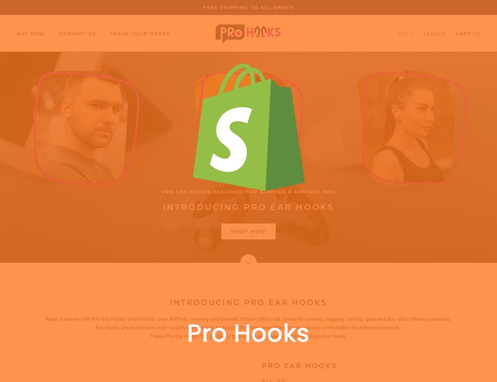 Pro Ear Hooks