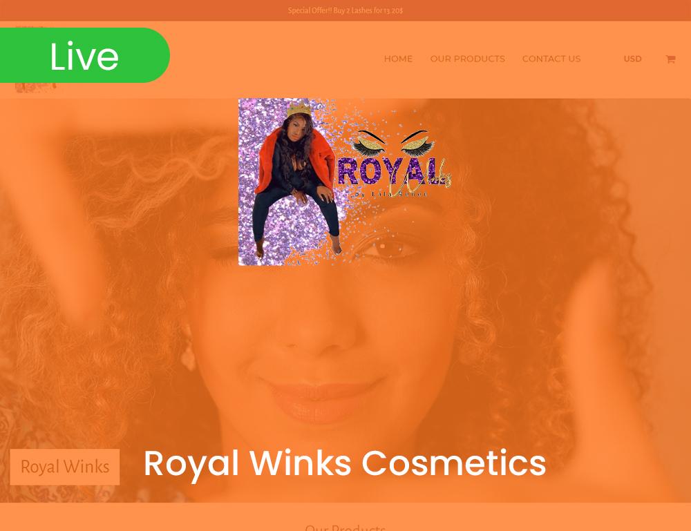 Royal Winks Cosmetics