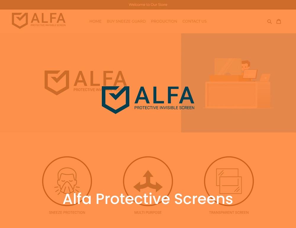 Alfa Protective Screens