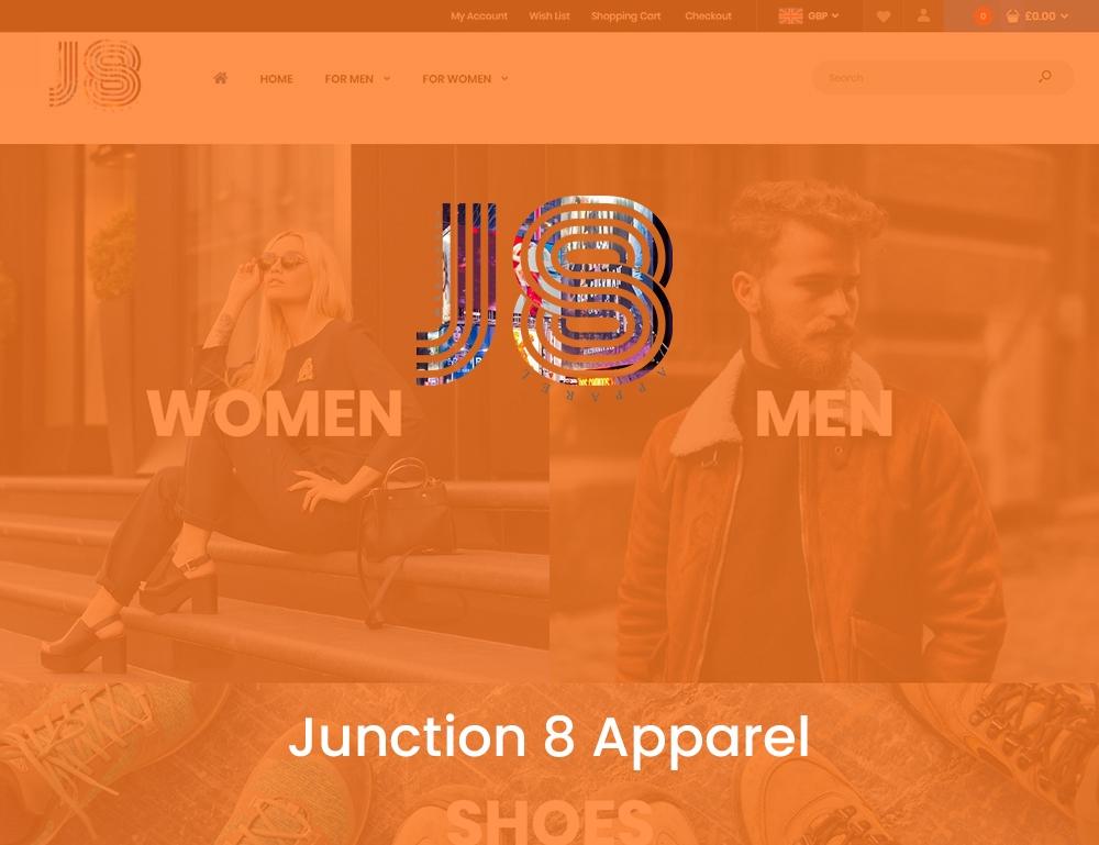 Junction 8 Apparel