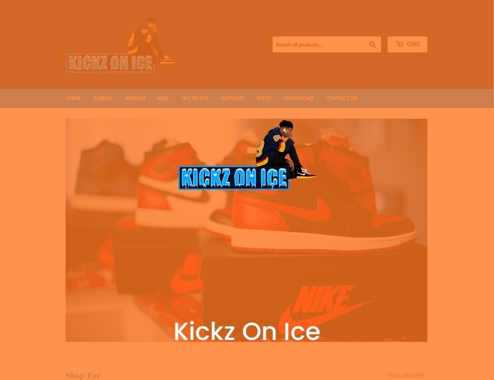 Kickz on Ice