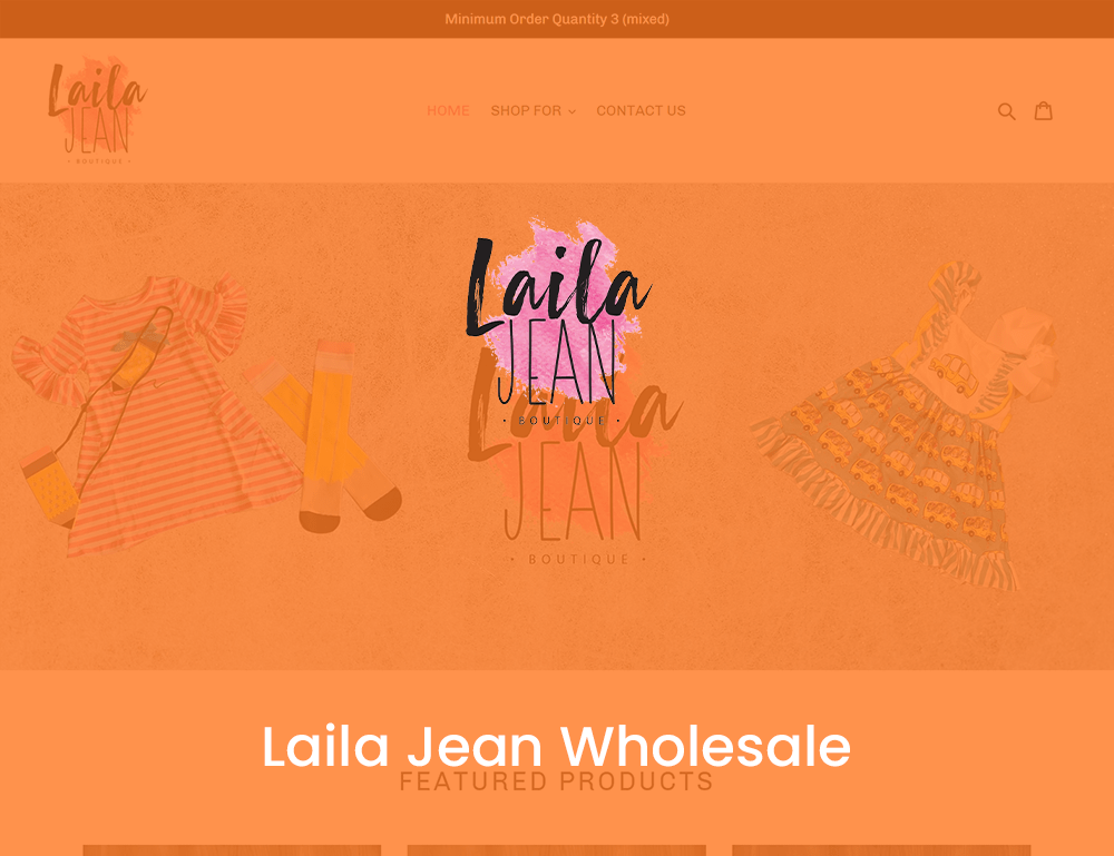 Laila Jean Wholesale