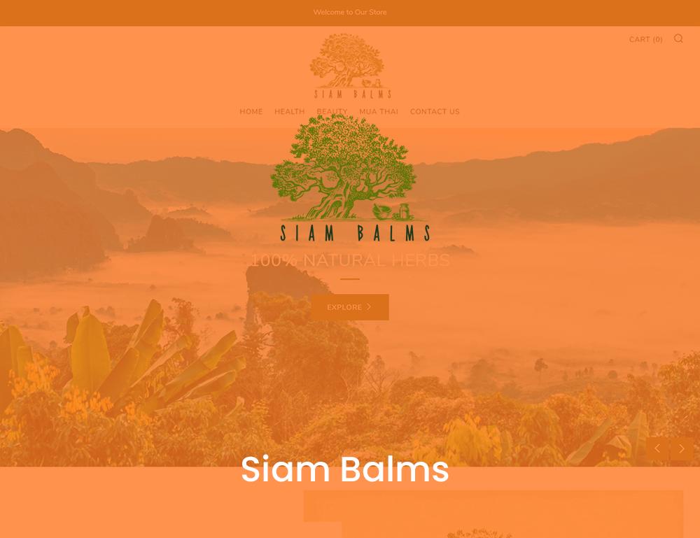 Siam Balms