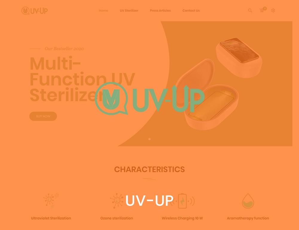 Uv Up