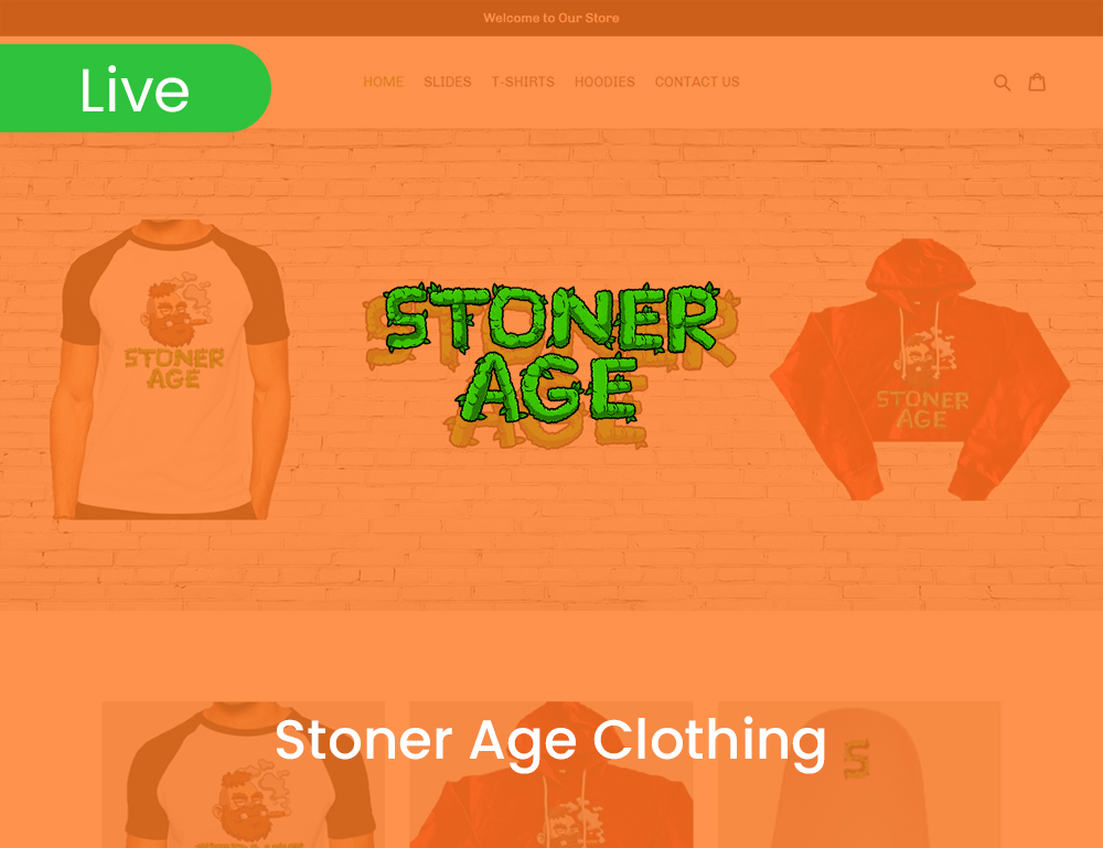 Stoner Age Clothing