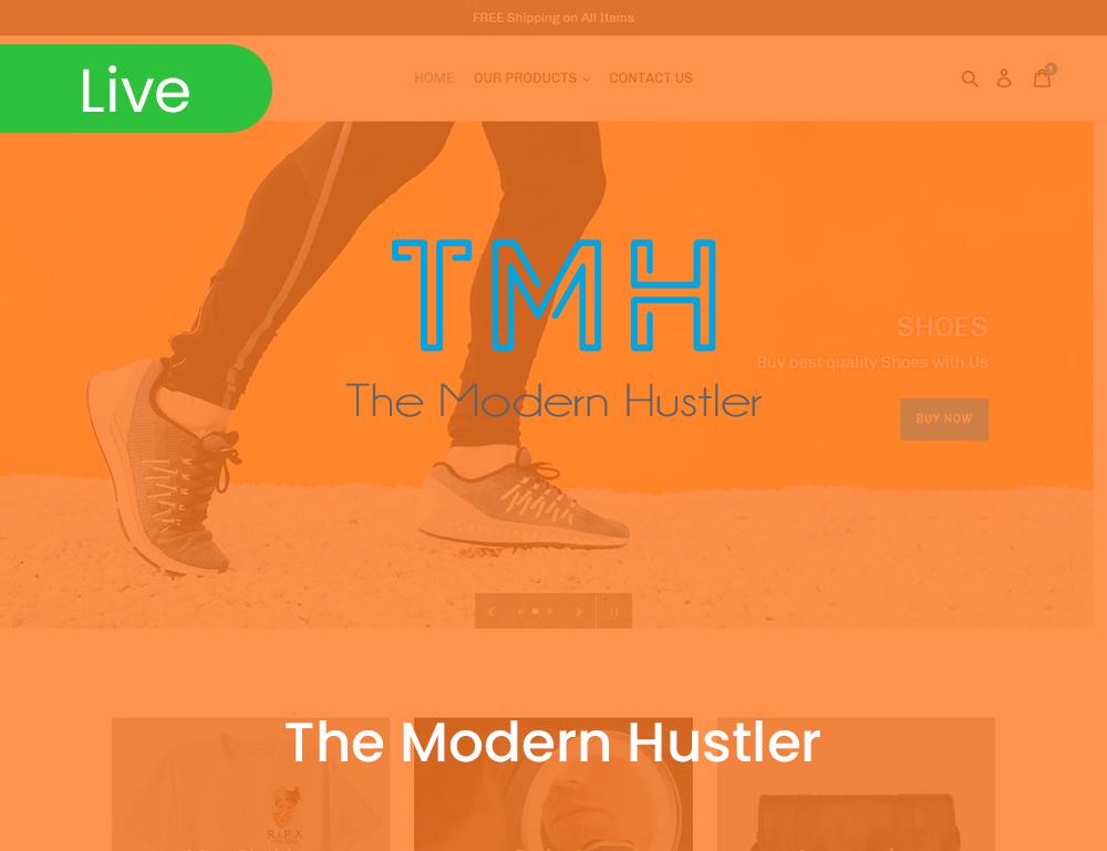 The Modern Hustler