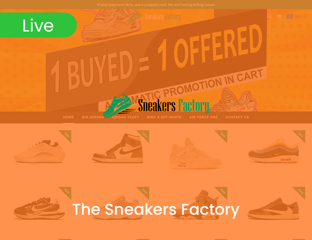 The Sneakers Factory