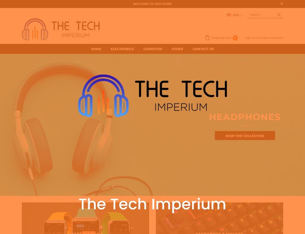 The Tech Imperium