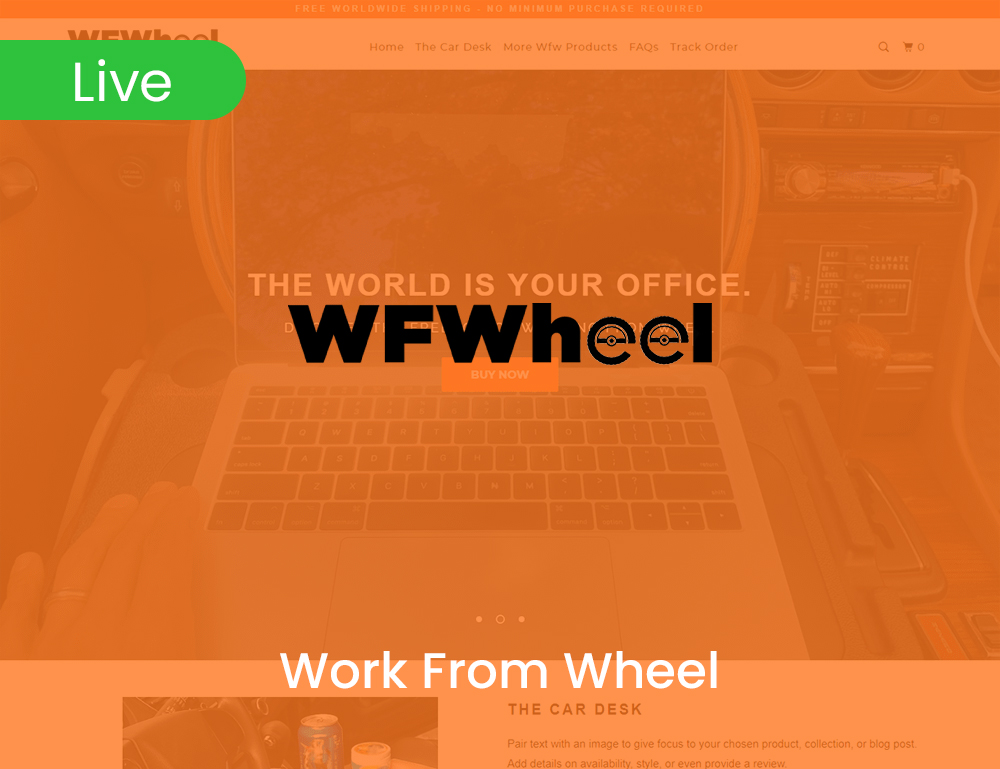 Work From Wheel